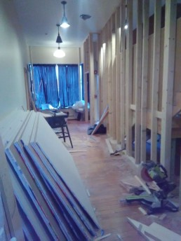 studio construction 1