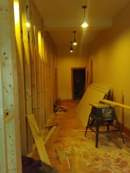 studio construction 2